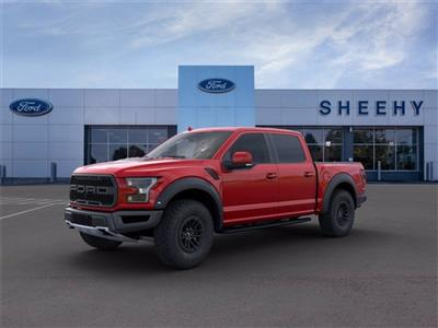 2020 F-150 SuperCrew Cab 4x4, Pickup #YB63100 - photo 4