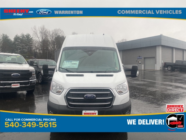 2020 Ford Transit 350 High Roof 4x2, Empty Cargo Van #YB65948 - photo 4