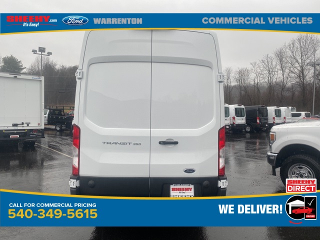 2020 Ford Transit 350 High Roof 4x2, Empty Cargo Van #YB65948 - photo 7