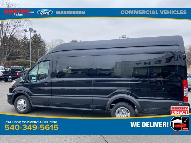 2020 Ford Transit 350 HD High Roof DRW 4x2, Passenger Wagon #YB71215 - photo 10