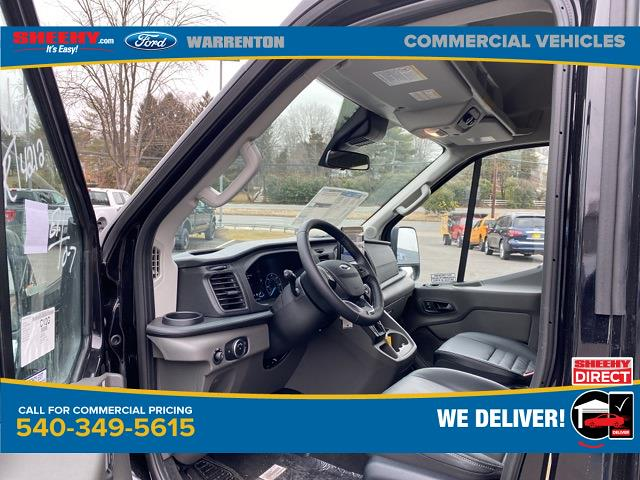 2020 Ford Transit 350 HD High Roof DRW 4x2, Passenger Wagon #YB71215 - photo 11