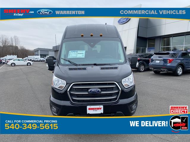 2020 Ford Transit 350 HD High Roof DRW 4x2, Passenger Wagon #YB71215 - photo 3