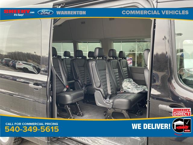 2020 Ford Transit 350 HD High Roof DRW 4x2, Passenger Wagon #YB71215 - photo 6