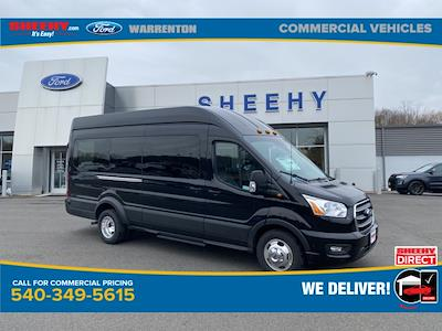 2020 Ford Transit 350 HD High Roof DRW 4x2, Passenger Wagon #YB71215 - photo 1