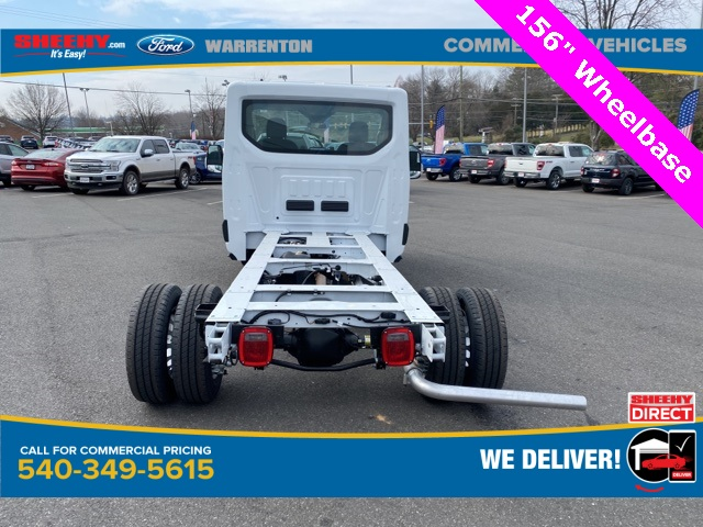 2020 Ford Transit 350 HD DRW 4x2, Cab Chassis #YB71216 - photo 1
