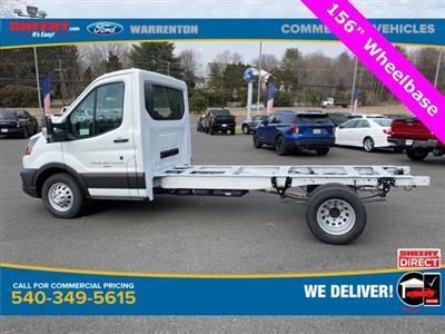 2020 Ford Transit 350 HD DRW 4x2, Cab Chassis #YB71216 - photo 6