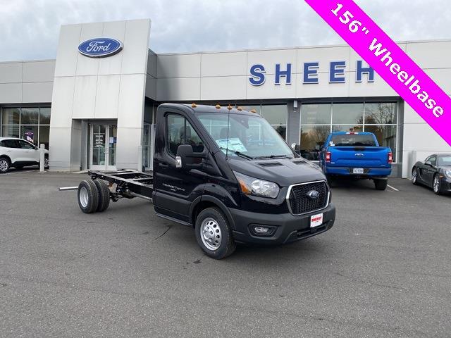 2020 Ford Transit 350 HD DRW 4x2, Cutaway #YB71217 - photo 1