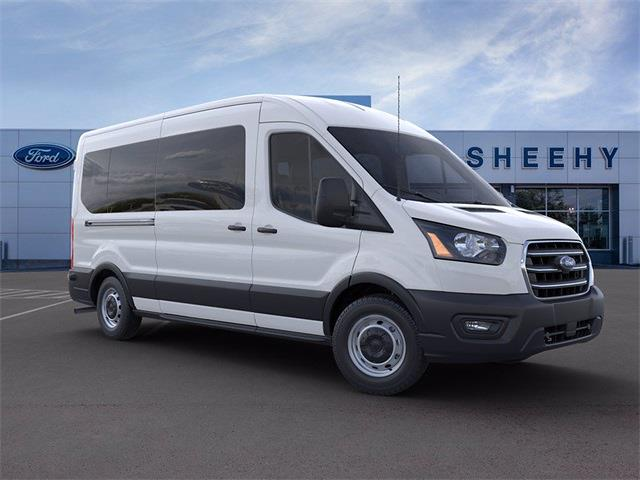 2020 Ford Transit 350 Med Roof 4x2, Passenger Wagon #YB77551 - photo 1