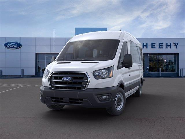 2020 Ford Transit 350 Med Roof 4x2, Passenger Wagon #YB77551 - photo 4