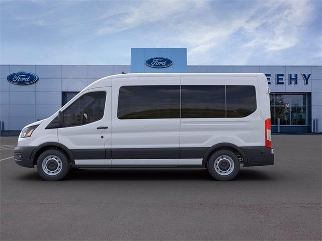 2020 Ford Transit 350 Med Roof 4x2, Passenger Wagon #YB77551 - photo 1