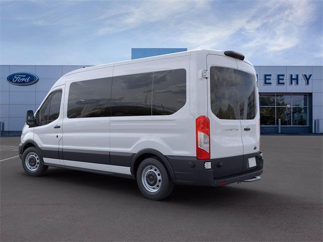 2020 Ford Transit 350 Med Roof 4x2, Passenger Wagon #YB77551 - photo 5