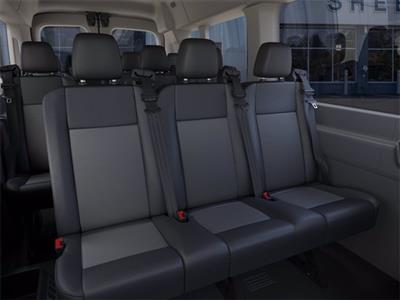 2020 Ford Transit 350 Med Roof 4x2, Passenger Wagon #YB77551 - photo 11