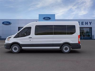 2020 Ford Transit 350 Med Roof 4x2, Passenger Wagon #YB77551 - photo 2