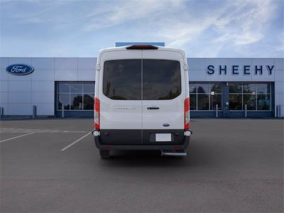 2020 Ford Transit 350 Med Roof 4x2, Passenger Wagon #YB77551 - photo 6