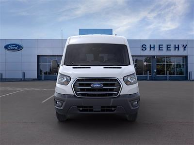 2020 Ford Transit 350 Med Roof 4x2, Passenger Wagon #YB77551 - photo 7
