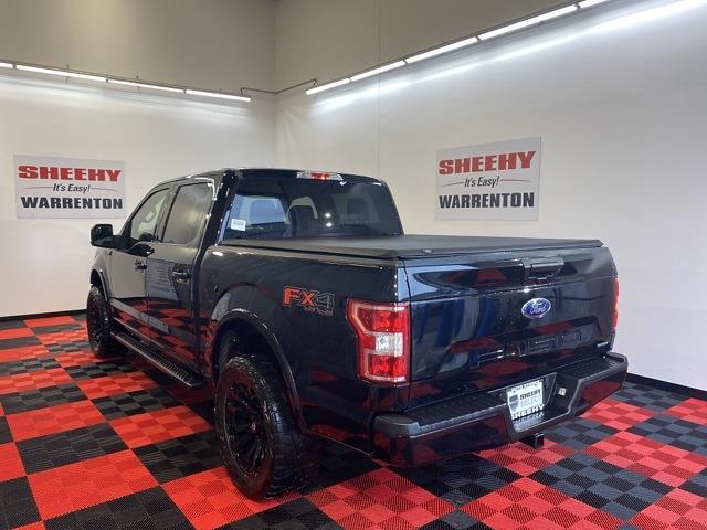 2019 F-150 SuperCrew Cab 4x4,  Pickup #YB78021 - photo 7