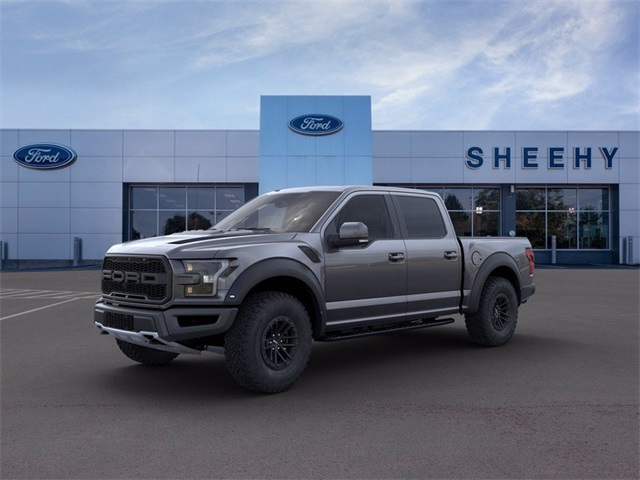 2020 Ford F-150 SuperCrew Cab 4x4, Pickup #YB84310 - photo 5