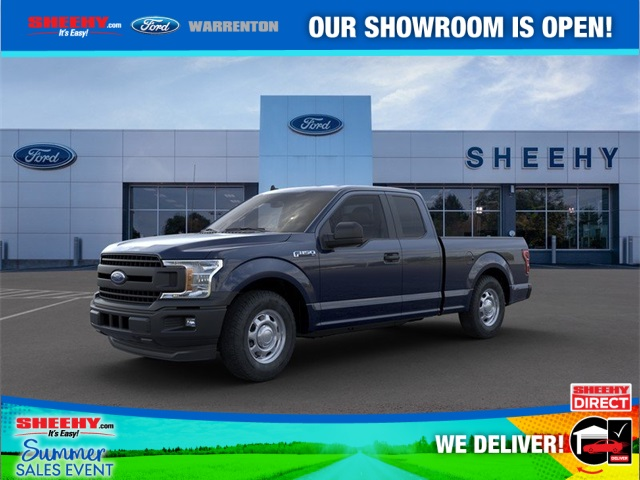2020 F-150 Super Cab 4x2, Pickup #YB85075 - photo 1