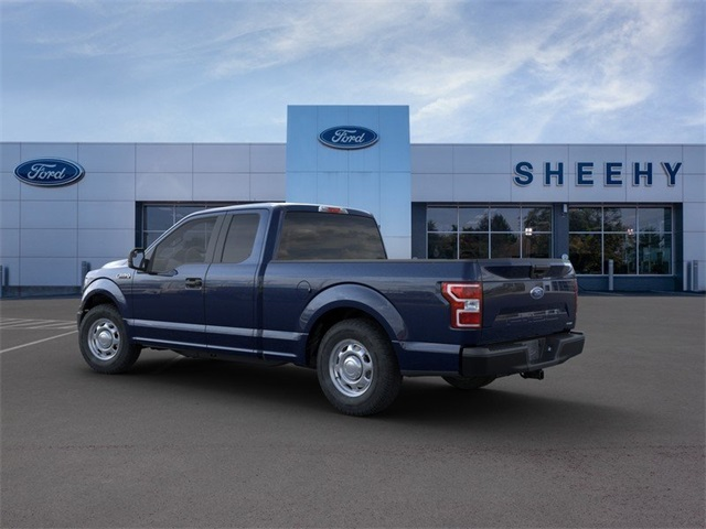 2020 F-150 Super Cab 4x2, Pickup #YB85075 - photo 2