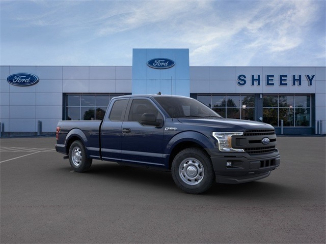 2020 F-150 Super Cab 4x2, Pickup #YB85075 - photo 7