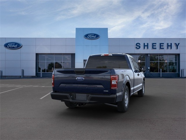 2020 F-150 Super Cab 4x2, Pickup #YB85075 - photo 8