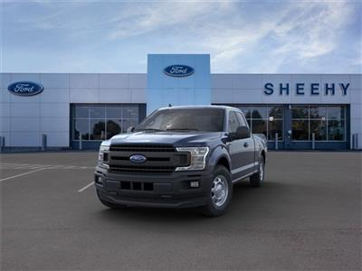 2020 F-150 Super Cab 4x2, Pickup #YB85075 - photo 3