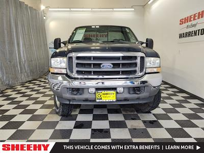 2004 Ford F-250 Regular Cab 4x4, Pickup #YB8714B - photo 2