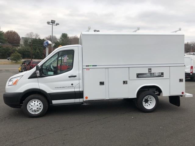 2019 Transit 350 HD DRW 4x2, Reading Aluminum CSV Service Utility Van #YB87232 - photo 10