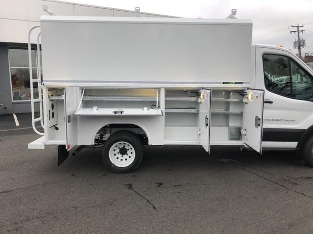 2019 Transit 350 HD DRW 4x2, Reading Aluminum CSV Service Utility Van #YB87232 - photo 6