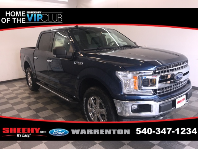 2019 F-150 SuperCrew Cab 4x4,  Pickup #YB88884 - photo 1