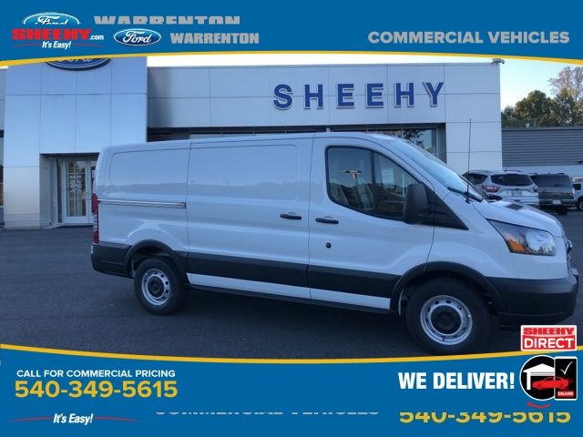 2019 Transit 150 Low Roof 4x2, Empty Cargo Van #YB88891 - photo 1