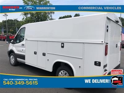 2019 Ford Transit 350 4x2, Knapheide KUV Service Utility Van #YB90758 - photo 2