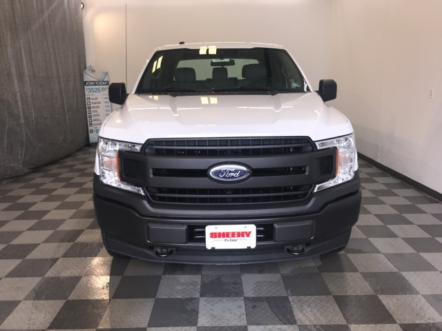 2019 F-150 SuperCrew Cab 4x4,  Pickup #YB94787 - photo 4
