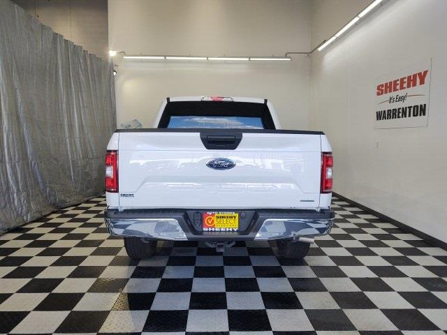 2020 Ford F-150 SuperCrew Cab 4x4, Pickup #YR0184V - photo 8