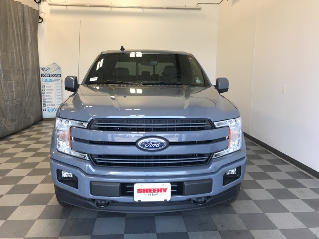 2019 F-150 SuperCrew Cab 4x4,  Pickup #YC04066 - photo 4