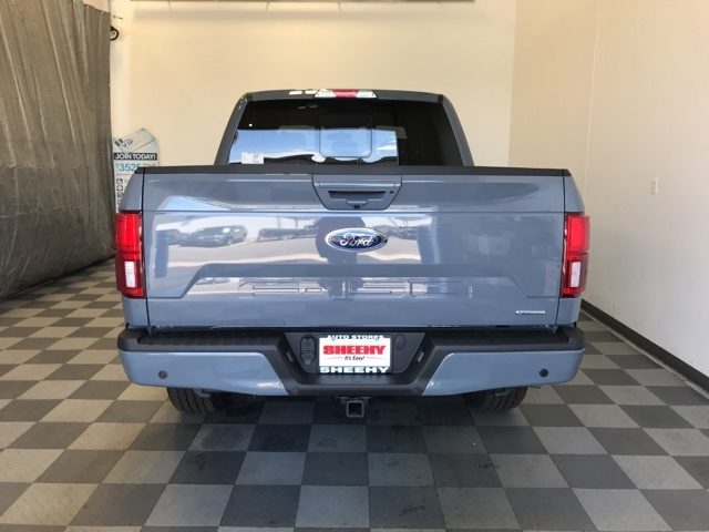 2019 F-150 SuperCrew Cab 4x4,  Pickup #YC04066 - photo 7