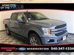 2019 F-150 SuperCrew Cab 4x4,  Pickup #YC04066 - photo 1