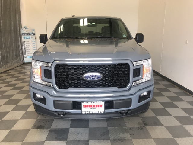 2019 F-150 SuperCrew Cab 4x4,  Pickup #YC04072 - photo 4