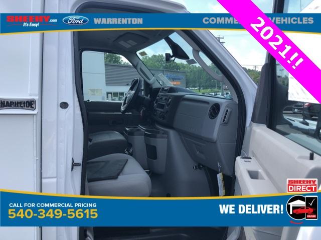 2021 Ford E-350 4x2, Knapheide KUV Service Utility Van #YC06458 - photo 4