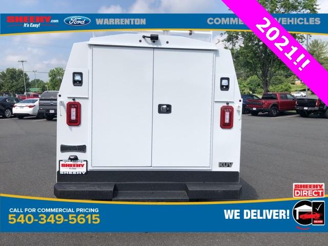 2021 Ford E-350 4x2, Knapheide Service Utility Van #YC06458 - photo 1