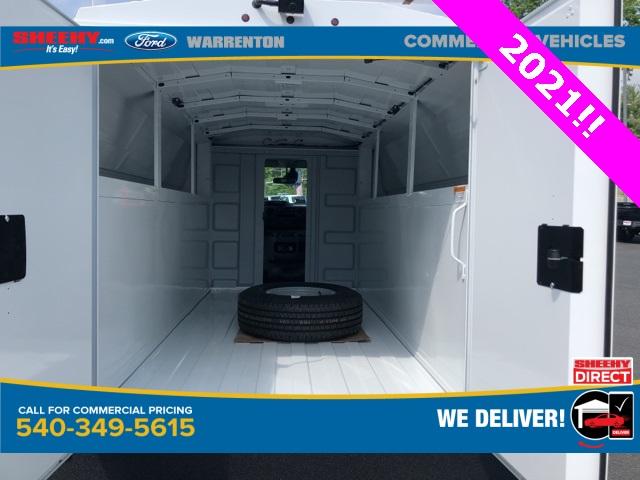 2021 Ford E-350 4x2, Knapheide KUV Service Utility Van #YC06458 - photo 7