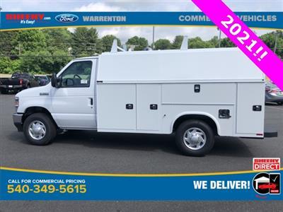 2021 Ford E-350 4x2, Knapheide KUV Service Utility Van #YC06458 - photo 10