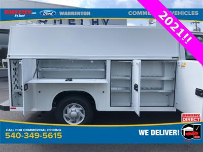2021 Ford E-350 4x2, Knapheide KUV Service Utility Van #YC06458 - photo 5