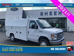 2021 Ford E-350 4x2, Knapheide KUV Service Utility Van #YC06458 - photo 1