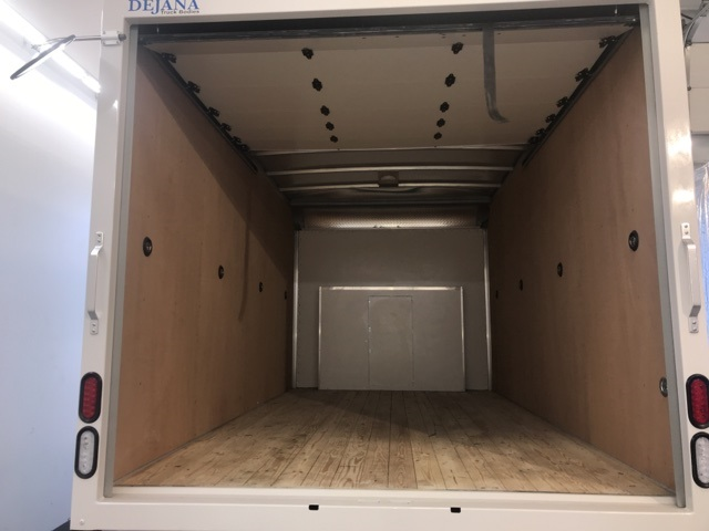 2019 E-350 4x2, Dejana DuraCube Box Truck #YC06782 - photo 12
