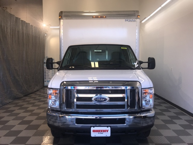 2019 E-350 4x2, Dejana DuraCube Box Truck #YC06782 - photo 4