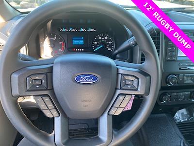 2021 Ford F-550 Crew Cab DRW 4x4, Rugby Landscape Dump #YC13656 - photo 19