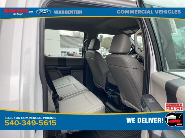 2021 Ford F-550 Crew Cab DRW 4x4, Knapheide KUVcc Service Body #YC13658 - photo 6