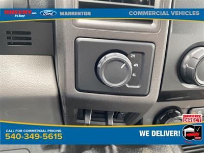 2021 Ford F-550 Crew Cab DRW 4x4, Knapheide KUVcc Service Body #YC13658 - photo 16
