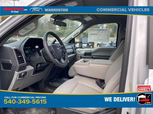 2021 Ford F-550 Crew Cab DRW 4x4, Knapheide Steel Service Body #YC13661 - photo 11
